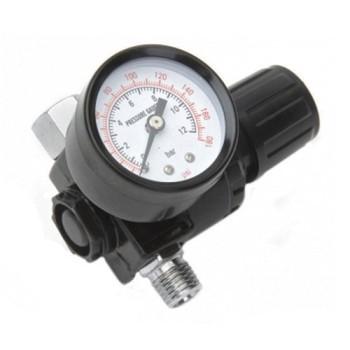 Регулятор давления с манометром 1/4 дюйма