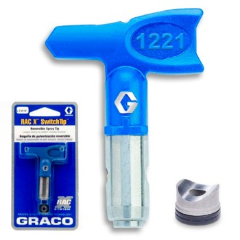 Сопло Graco RAC X WA1221 со сверх широким факелом купить, отзывы, характеристики