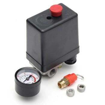 Пусковое реле на 4 выхода (манометр + аварийный клапан) купить, цена, отзывы, оптом, производитель